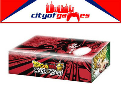 Dragon Ball Super Card Game Draft Box 02 Brand New Free Shipping