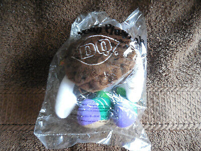 Dairy Queen Bean Plush Pal Ice Cream Sandwich New In Package 1999