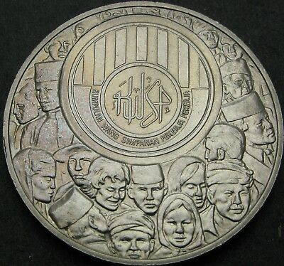 MALAYSIA 1 Ringgit 1976 - Employees Provident Fund - XF - 2397 ¤