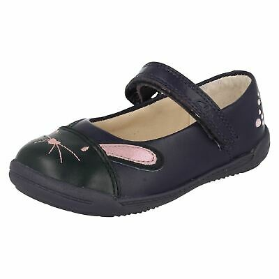 Girls Clarks First Casual Shoes Iva Bunny
