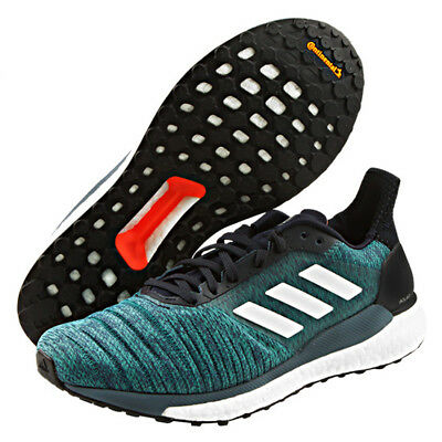 best sneakers b6309 e61f2 adidas SOLAR GLIDE Men s Running Shoes Green Fitness Gym Walking Boost  AQ0332