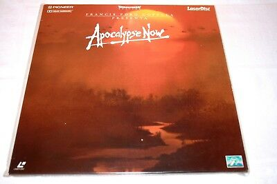 Laserdisc Apocalypse Now laser disc Francis Ford Coppola film in italiano