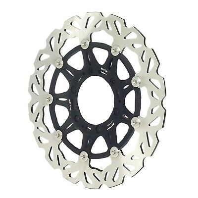 Rmz250 2010 Armstrong Oversize Front Floating Brake Disc With Adapter