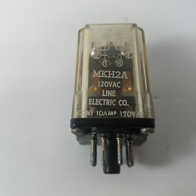 Line Electric MKH2A Relay