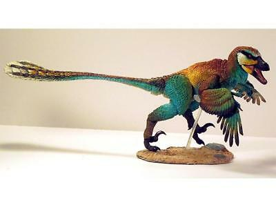 Linheraptor by Beasts of the Mesozoic - Articulated Feathered Dinosaur Raptor