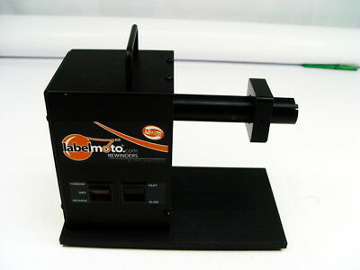 START International LR4500 Electric Label Rewinder