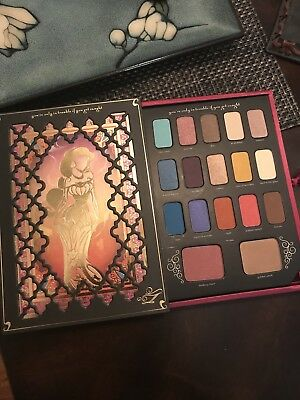 Limited Edition Disney Make Up Palette Jasmine