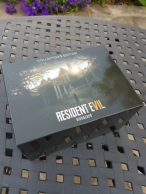 Resident Evil 7: Biohazard Collectors Edition [EU] NO GAME
