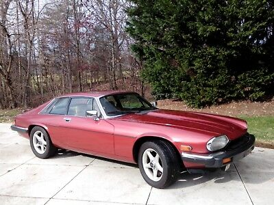 1983 Jaguar XJS  1983 Jaguar xjs coupe Chevy V8 500+ HP 15,000 mi on Engine