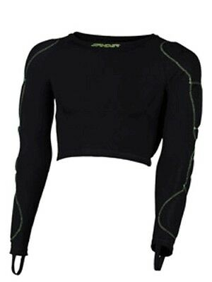Spyder Men's Power D3O Bashor Top - Black