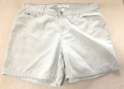 Tommy Hilfiger Khaki Tan Shorts - Women's 16