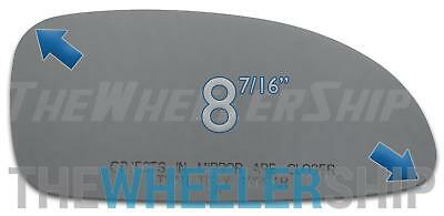 New Mirror Glass Replacements For Buick Lesabre 2000-2005 Passenger Right Side