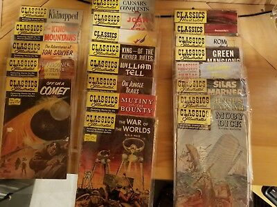Classics Illustrated Comic Collection 21 Collectibles comics