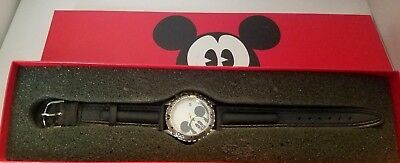 Mickey Mouse Wrist Watch, Limited Edition Made For The Disney Channel, In Box!