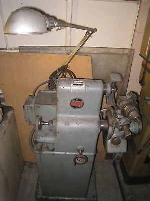 Gorton 375-3 Tool & Cutter Grinder, With Collets, Not Tested