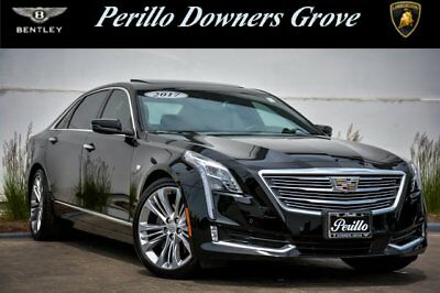 Other Platinum With Navigation 2017 Cadillac CT6 Sedan for sale!