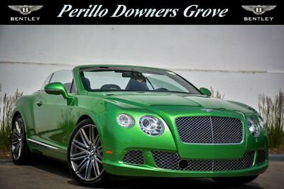 Continental GT Mulliner  / Naim Audio 2014 Bentley Continental GTC Speed for sale!