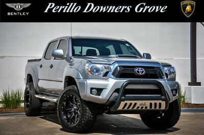 Tacoma TRD Pro Package 2015 Toyota Tacoma for sale!