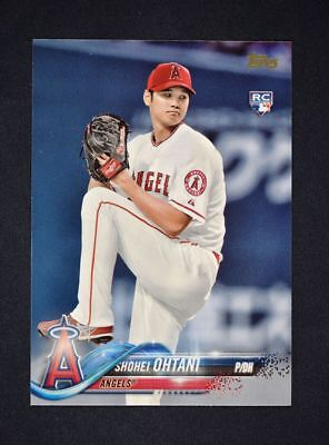 2018 Topps Series 2 Base Rookie #700 Shohei Ohtani RC