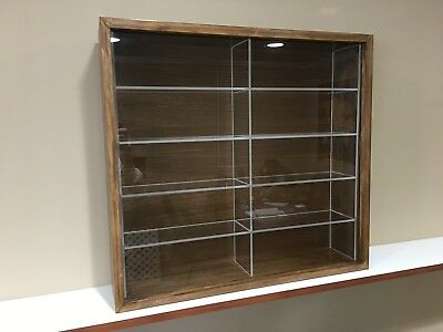 Display case cabinet for 1/18 diecast scale cars - 10NWA-3