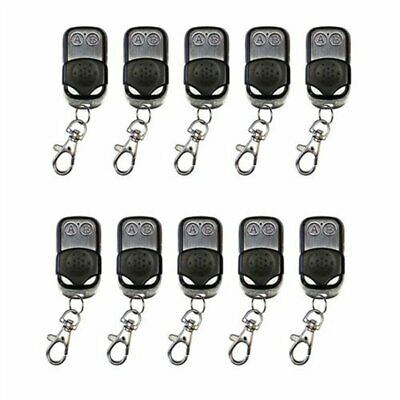 ALEKO Remote Control For Gate Opener Transmitter 10 Pieces