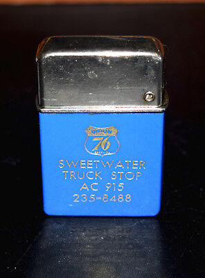 Union 76 Sweetwater Truck Stop AC 915 235-8488 Lighter