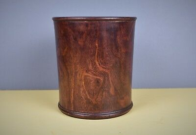 Fine Quality Chinese Huanghuali Wood Or Zitan Brush Pot