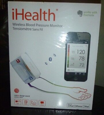 NEW Sealed iHealth Wireless Blood Pressure  Monitor