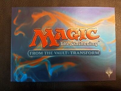 Magic the Gathering From the Vault Transformed MTG new sealed