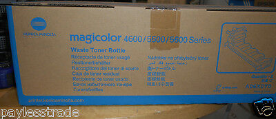 Konica Minolta Magicolor Waste Toner Bottle  A06X0Y0 4600 / 5500 / 5600 Series