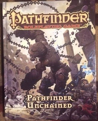 Pathfinder Roleplaying Game Pathfinder Unchained Roleplaying Book NEW