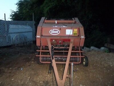 Vicon RP 1211 M Round baler for fix or parts