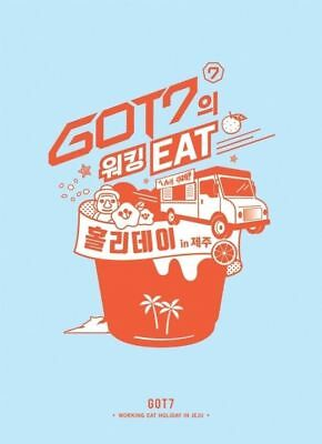 Got7 - Got7 Working Eat Holiday In Jeju Dvd+A Special Editioin Gift+Tracking Num