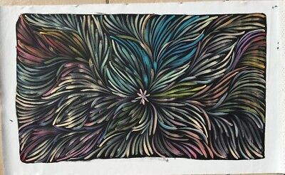 Gracie Morton Pwerle     World Wide Famed Aboriginal Artist