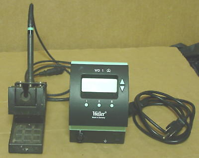 Weller WD1 Soldering Station with Stand and WMP Soldering Iron