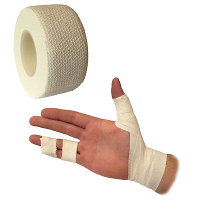 DDEAD6B Self Adhesive Bandage Elastic Sports Wrist Finger Tape Strap First Aid