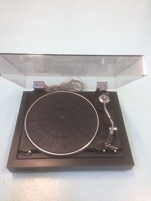 Vintage Onkyo CP100A Turntable, new belt, new stylus