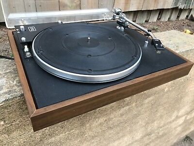 Vintage JH Turntable with Excel ES-801 Tonearm