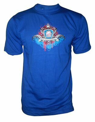 Action Paintball Games - Tshirt - Crown - Blue