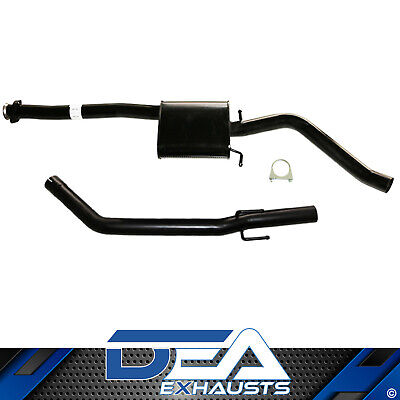 Holden Commodore VT VX VY V6 Wagon & Ute 2.5 inch Exhaust System With TailPipe