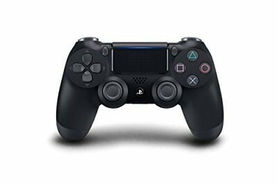 MBM Trading Dualshock 4 Wireless Controller - Jet Black - PlayStation 4