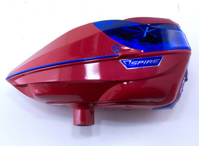 Virtue - Spire 200 - SE Gloss Red/Blue + Crown 2.5