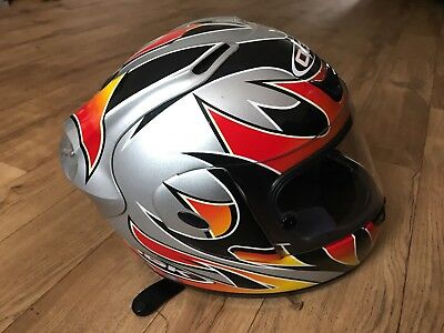 OGK FF3 Full Face Helmet Size M Medium