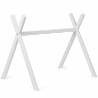 CHILDWOOD Tipi Play Gym Frame White Baby Child Activity Gift Shower GYMTIPIW
