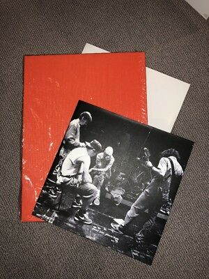 Pearl Jam Ames Bros TEN CLUB EDITION LTD signed Book & Prints #'d +Place/Date Bk