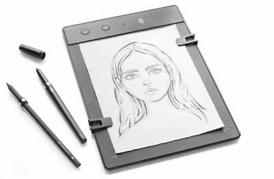 ISKN Slate 2+ SLATE2PLUS digitales Grafiktablet Grafik Zeichen Notiz Tablet
