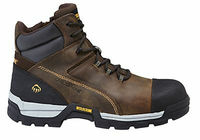 654078c8bbe NEW WOLVERINE TARMAC 6 Inch Side Zip Mens Safety Boots - $126.20 ...