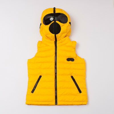 "Vest-Gilet Classic Yellow For Kids (12 Years) ""Ai Riders"" Vx215 Xtmr4 [Sale 50%]"