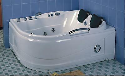 2 Person Free Standing Spa Bath 13 Massage Jets 1.0HP A006R