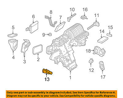 Mercedes-Benz AC Expansion Valve Koolman OEM Quality 1648300084
